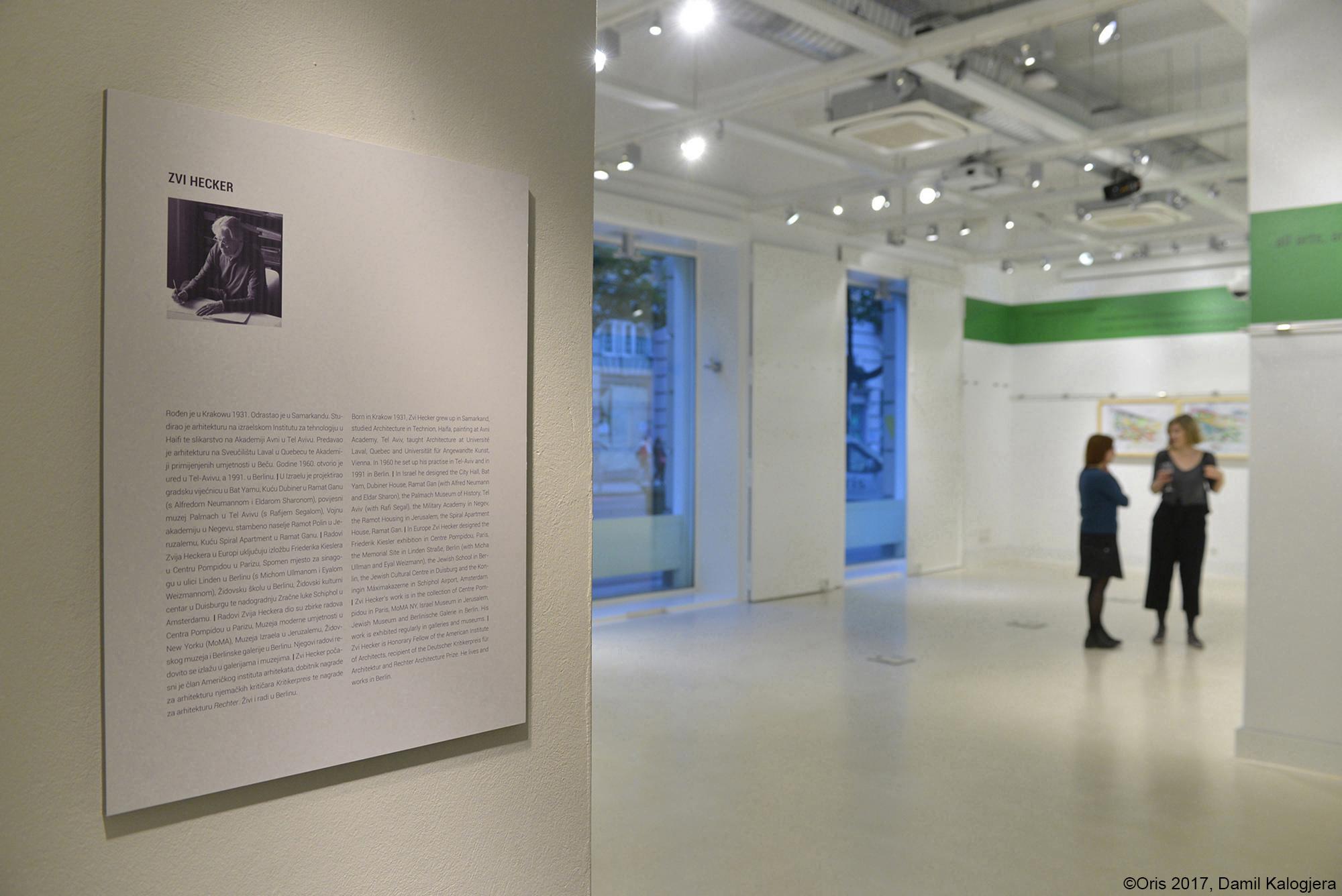 Exhibition Zvi Hecker